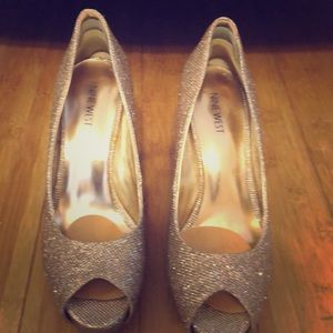 Gold Dress Shoes
